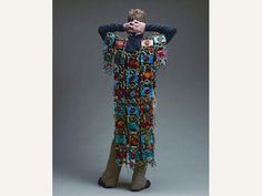 Wearable Art, Marjorie K. Schick, Body Sculpture