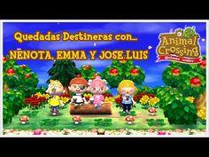 NENOTA NOS TROLLEA con EMMA Y JOSE LUIS | ANIMAL CROSSING NEW LEAF WELCO...