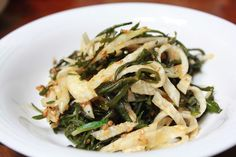 Seaweed fusiforme(ttot) muchim - Korean food | All That Korea