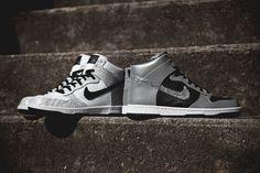 """Nike Dunk Hi """"Cocoa Snake"""" Pack (Release Info)"""