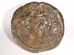 Elizabethan wax seal.  Original Elizabeth 1 wax seal.  C 1580