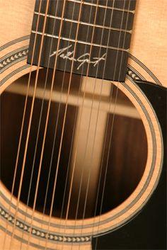 ellis 12 string custom open tuning guitar. 12 String Acoustic Guitar, Custom Acoustic Guitars, Custom Guitars, Guitar Inlay, Instruments, Musicians, Bucket, Chart, Music Instruments
