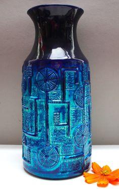Bay Keramik Narvik Dekor Fat Lava #fatlava #wgp #turquoise #teal #blue