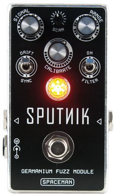 Killer, super-versatile fuzz. Excellent control ranges. Suits most guitar types. Extraordinary quality and attention to detail.