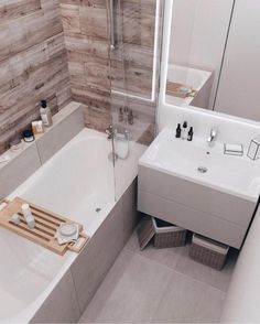 Home Decor Kitchen 15 Incredible DIY Ideas for Bathroom Makeover Decor Kitchen 15 Incredible DIY Ideas for Bathroom Makeover Bathroom Remodel Pictures, Diy Bathroom Remodel, Bathroom Renovations, Home Remodeling, Bathroom Design Small, Bathroom Interior Design, Interior Exterior, Small Toilet, Toilet Design
