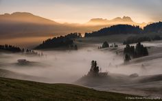 Morning light  This photo was shot during the Dolomites West September 2014 photo workshop.