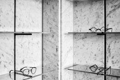 Lionel Sonkes Lunetterie by Nicolas Schuybroek Architects & Marc Merckx, Brussels
