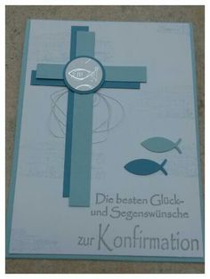 Stampin up Konfirmation, timeless textures - Confirmation Cards, Christian Cards, Doodle Lettering, First Holy Communion, Stamping Up, Candle Making, Greeting Cards Handmade, Wedding Cards, Card Sketches