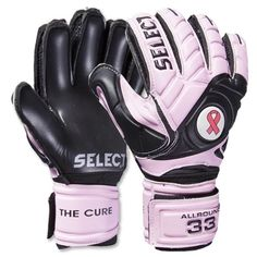 Select 33 Cure Soccer Goalkeeper Gloves - model 60-033-1023 - Only $40.49