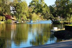 Malibou Lake CA.