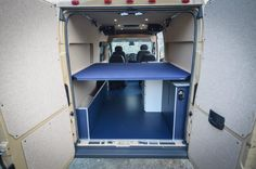 Promaster by Outside Van