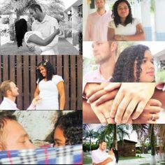 Fotografando o amor