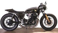1977 Honda CB750 – Lossa Engineering #motorcycles #caferacer #motos | caferacerpasion.com