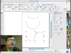 The Bezier Tool in Corel Draw