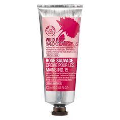 The Body Shop Rose Handcreme