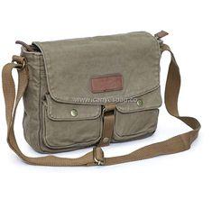 Military Messenger Bag, Canvas Messenger Bag, Crossbody Messenger Bag, Crossbody Shoulder Bag, Satchel, Women's Duffel Bags, Commuter Bag, Bag Sale, Army Style