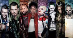 Suicide Squad: rivelata la copertine dell'edizione estesa e la sua durata