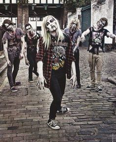 Zombie Tonight Alive, more like Tonight Not So Alive Tonight Alive, Pop Punk, Music, Alternative, Bands, Musica, Musik, Muziek, Band