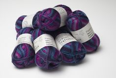 """Powerful emotion of desire, this seductive yarn is the enchanting trigger for your imagination. """"Passion"""" coming soon."""