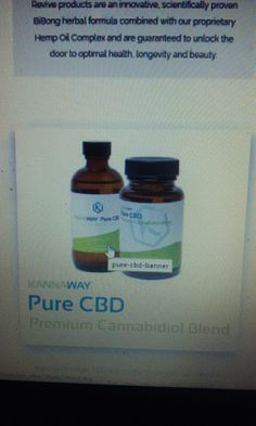 Pure CBD Capsules ❤ easy one-time a day dosage and a life full of benefits! www.NEOHolistics.com