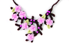 Craftster.org and Crochet Today! Jewelry Challenge Winner! | crochet today