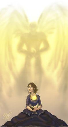 Tessa, the angel
