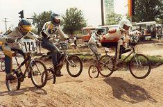 Vintage BMX Race Bmx Bicycle, Bmx Bikes, Bmx Girl, Bmx Racing, Bmx Freestyle, Back In The Day, Old School, Surfing, Motorcycle