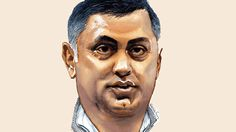 Lunch with the FT: Nikesh Arora - FT.com
