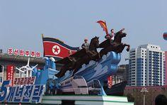 """Die Politik der USA gegenüber Nordkorea ist laut einem Vertreter des nordkoreanischen Komitees für Frieden in der asiatischen Pazifik-Region """"selbstmörderisch und wahnsinnig"""" und wird Pjöngjang nicht zum Verzicht auf Atomwaffen für die eigene Verteidigung zwingen. Darüber schreibt am Sonntag die Zeitung """"Wsgljad""""."""