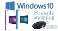 Sistemul de operare Windows 10.Profita de oferta si preturile speciale.