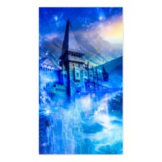 Castle of Glass Business Card