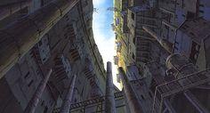 Studio Ghibli - Castle in the Sky