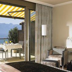 Perfect panoramic breakfast in Junior Suite Prestige Dream Hotel, Above The Clouds, The Prestige, Rooms, Breakfast, Furniture, Home Decor, Bedroom, Bedrooms