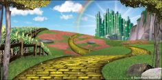 Backdrops: Wizard of Oz 1B