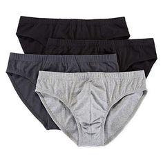 6Pk Boys Boxer Shorts Seamless Briefs Spandex Kids Soft Underwear S-M-L BLACK