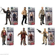 Superb likeness action figures for walking dead fans !