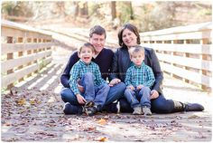 Family Pictures | Apex, NC by Traci Huffman Photography