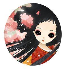 Yuko by Melina Moreno (AKA Ling Serenity in SL)