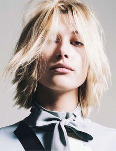 Hailey Baldwin styled by Marco Santini for Tatler Magazine!