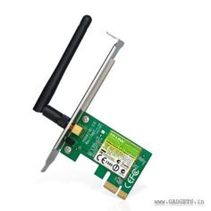 TP-Link 150Mbps Wireless N PCI Express Adapter - TL-WN781ND