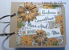 Mini Albums, Mini Photo Albums, Daisy, Stamp, Scrapbook, Margarita Flower, Stamps, Daisies, Scrapbooking