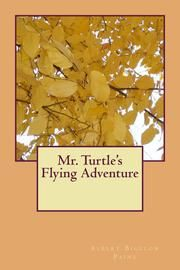 Mr. Turtle's Flying Adventure (Illustrated Edition) ebook by Albert Bigelow Paine