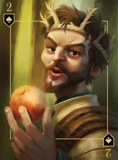 52 artistas brasileiros criam baralho de Game Of Thrones - Amigos do Fórum