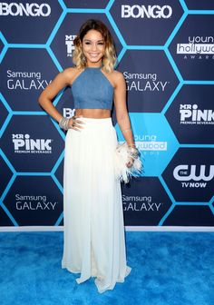 Red Carpet Dresses: Young Hollywood Awards