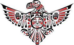 Tattoo Haidi Tattoo Designs Designs For Tattoos Tattoos - Free . Haida Tattoo, Totem Tattoo, Haida Kunst, Haida Art, Native American Tattoos, Native American Tribes, Tatuagem Haida, Tattoo Aigle, Tattoo Foto