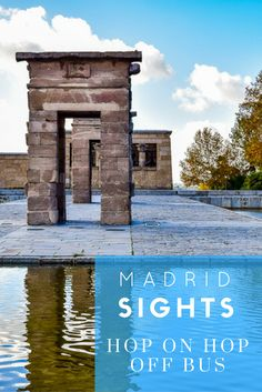 With the weather in Madrid sitting around the 10-degree mark with constant showers we thought this would be the perfect day to do the Madrid hop on hop off bus tour by city tours.