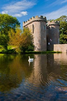 Whittington Castle is practically unknown, but the view of the twin-towered, moated gatehouse is one of the finest approaches to any medieval building I've seen in England. The castle dates to the late 11th century, and is probably the only castle in Britain under community ownership.