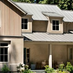 Modern Exterior Farmhouse Design, Pictures, Remodel, Decor and Ideas - page 4