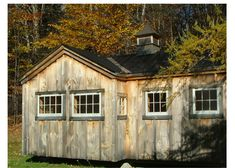 10x20 Heritage. Example shows optional Matte Black metal roofing + cupula. Available Fully Assembled in the northeast. Kits - 2 people 40 hours. Kits ship *Free in the continental US + eastern Canada. Standard also available as easy to use Plans. http://jamaicacottageshop.com/shop/heritage/ https://s3.amazonaws.com/jamaicacottageshop.com/wp-content/uploads/pdfs/10x20-Heritage.pdf http://jamaicacottageshop.com/free-shipping/ #jamaicacottageshop #cottagestyle #shed #garden