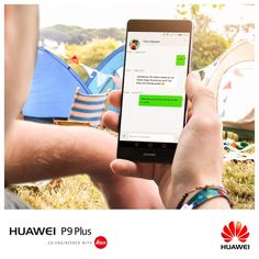 Auftanken und abfahren: Euer #HuaweiP9Plus hält dank 3.400 mAh-Akku auch mal ein Festivalwochenende wie dem #RockamRing durch. #HUAWEI